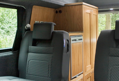 Part Conversion Of Your Own Van To Our Amazing Quality Standards